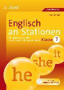 Cover-Bild zu Englisch an Stationen von Oldham, Pete