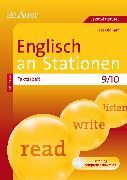 Cover-Bild zu Englisch an Stationen Spezial Textarbeit 9/10 von Oldham, Pete