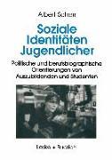 Cover-Bild zu Soziale Identitäten Jugendlicher (eBook) von Scherr, Albert
