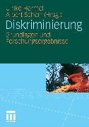 Cover-Bild zu Diskriminierung (eBook) von Hormel, Ulrike (Hrsg.)