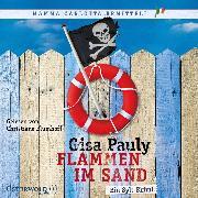 Cover-Bild zu Flammen im Sand (Mamma Carlotta 4) (Audio Download) von Pauly, Gisa