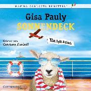 Cover-Bild zu Sonnendeck (Mamma Carlotta 9) (Audio Download) von Pauly, Gisa