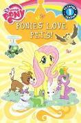 Cover-Bild zu Ponies Love Pets! von Hughes, Emily C.