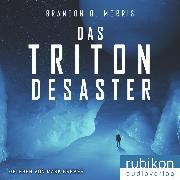 Cover-Bild zu Das Triton-Desaster (Audio Download) von Morris, Brandon Q.