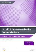 Cover-Bild zu Schriftliche Kommunikation von Bannwart, Irene