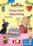 Cover-Bild zu Reider, Katja: Lesepiraten - Meine beste Freundin Paula: Paula feiert Geburtstag