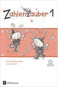 Cover-Bild zu Zahlenzauber 1. Schuljahr. Lehrermaterialien. BY von Betz, Bettina