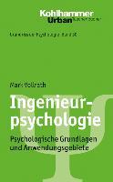 Cover-Bild zu Vollrath, Mark: Ingenieurpsychologie