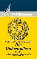 Cover-Bild zu Neugebauer, Wolfgang: Die Hohenzollern 1