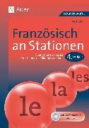Cover-Bild zu Französisch an Stationen 4. Lernjahr von Knoll, Vera