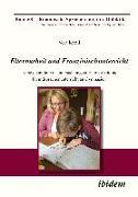 Cover-Bild zu Elternarbeit und Französischunterricht (eBook) von Knoll, Vera