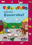 Cover-Bild zu Kita aktiv Projektmappe Bauernhof von Emde, Cornelia
