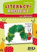 Cover-Bild zu Literacy-Projekt zum Bilderbuch Die kleine Raupe Nimmersatt von Emde, Cornelia