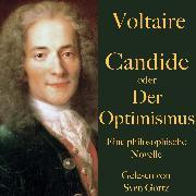 Cover-Bild zu Voltaire: Candide oder Der Optimismus (Audio Download) von Voltaire