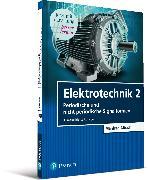 Cover-Bild zu ELEKTROTECHNIK 2 von Albach, Manfred