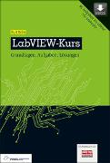 Cover-Bild zu LabVIEW-Kurs von Reim, Kurt