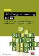 Cover-Bild zu SPS-Programmierung mit ST von Schmitt, Karl