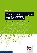 Cover-Bild zu Messdaten-Analyse mit LabVIEW (eBook) von Müller, Walter