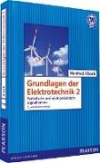 Cover-Bild zu Grundlagen der Elektrotechnik 2 (eBook) von Albach, Manfred