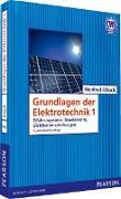 Cover-Bild zu Grundlagen der Elektrotechnik 1 (eBook) von Albach, Manfred