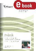 Cover-Bild zu Politisches System BRD - Politisches System Europa (eBook) von Barbian, Joyce