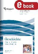Cover-Bild zu Weimarer Republik-Nationalsozialismus (eBook) von Frühwald, Kirsten