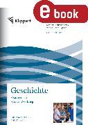 Cover-Bild zu Kaiserreich - Erster Weltkrieg (eBook) von Scheufler, Harald