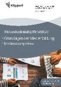 Cover-Bild zu Grundlagen der Medienbildung - Medienkompetenz von Kuntze, Marcus