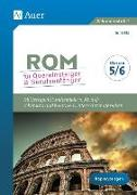 Cover-Bild zu Rom für Quereinsteiger & Berufsanfänger von Elz, Julia