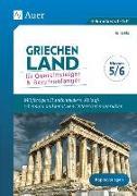 Cover-Bild zu Griechenland für Quereinsteiger & Berufsanfänger von Elz, Julia