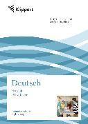 Cover-Bild zu Erzählen / Satzglieder von Mende, P.