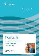 Cover-Bild zu Sachtexte / Visualisieren und Recherchieren. Schülerheft (5. und 6. Klasse) von Kreische