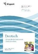 Cover-Bild zu Kurzgeschichten untersuchen / Kreativ schreiben von Derzbach-Rudolph