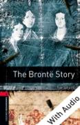 Cover-Bild zu Bronte Story - With Audio Level 3 Oxford Bookworms Library (eBook) von Vicary, Tim