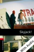 Cover-Bild zu Skyjack! - With Audio Level 3 Oxford Bookworms Library (eBook) von Vicary, Tim