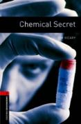 Cover-Bild zu Chemical Secret Level 3 Oxford Bookworms Library (eBook) von Vicary, Tim