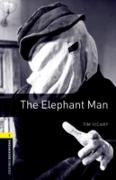 Cover-Bild zu Elephant Man Level 1 Oxford Bookworms Library (eBook) von Vicary, Tim