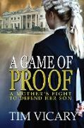 Cover-Bild zu A Game of Proof (The Trials of Sarah Newby, #1) (eBook) von Vicary, Tim