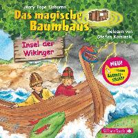 Cover-Bild zu Insel der Wikinger von Pope Osborne , Mary