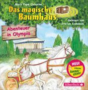 Cover-Bild zu Abenteuer in Olympia von Pope Osborne , Mary