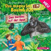Cover-Bild zu Den Gorillas auf der Spur (Audio Download) von Osborne, Mary Pope
