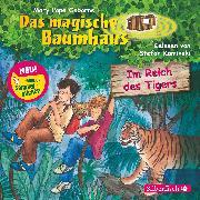 Cover-Bild zu Im Reich des Tigers (Audio Download) von Osborne, Mary Pope