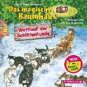 Cover-Bild zu Wettlauf der Schlittenhunde (Audio Download) von Osborne, Mary Pope