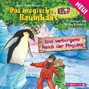 Cover-Bild zu Das verborgene Reich der Pinguine (Audio Download) von Osborne, Mary Pope