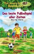 Cover-Bild zu Das magische Baumhaus (Band 50) - Das beste Fußballspiel aller Zeiten von Pope Osborne, Mary