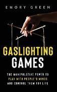Cover-Bild zu Gaslighting Games von Green, Emory