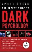 Cover-Bild zu The Secret Guide To Dark Psychology von Green, Emory