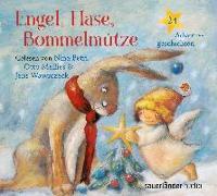 Cover-Bild zu Engel, Hase, Bommelmütze von Elschner, Géraldine