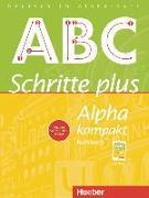 Cover-Bild zu Schritte plus Alpha kompakt. Kursbuch von Böttinger, Anja