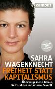 Cover-Bild zu Freiheit statt Kapitalismus von Wagenknecht, Sahra